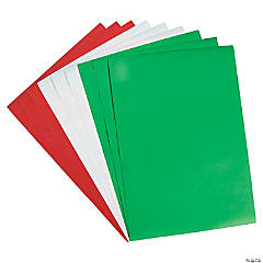 Adhesive Christmas Magic Scratch Sheets