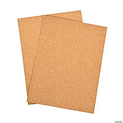 Adhesive Cork Sheets