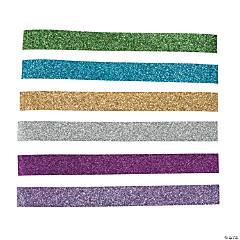 Adhesive Glitter Strips