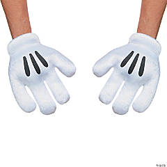 Adult Disney<sup>&#174;</sup> Mickey Mouse Gloves