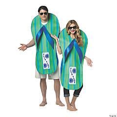 Adult Flip Flop Costume