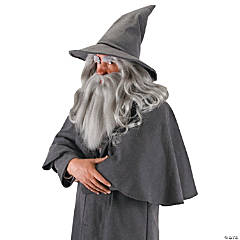 Adult Gandalf Wig & Beard
