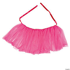 Adult Hot Pink Breast Cancer Awareness Tutu