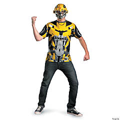Adult Man's Alternative Bumblebee Costume