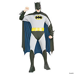 Adult Man's Batman Costume