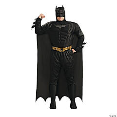 Adult Man's Deluxe Muscle Chest Batman™ Costume