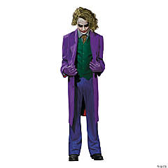 Adult Man's Grand Heritage Joker Costume