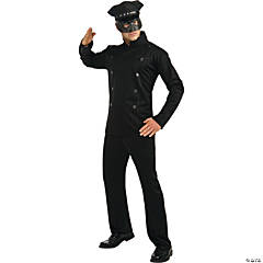 Adult Man's Kato Green Hornet Costume