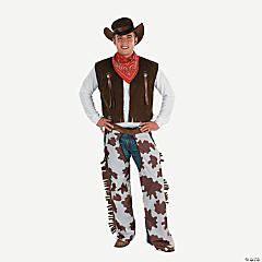 Adult Men's Cowboy Costume