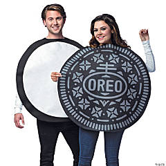 Adult Oreo® Couples Costumes