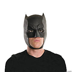 Adult's 3/4 Batman Mask