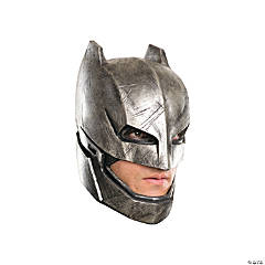 Adult's Armored 3/4 Batman Mask