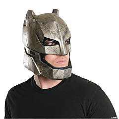 Adult's Armored Batman Full Mask