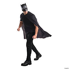 Adult's Dawn of Justice™ Batman Cape & Mask Set