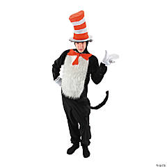 Adult's Dr. Seuss™ The Cat In The Hat Costume