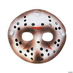 Adult's Foam Jason Mask
