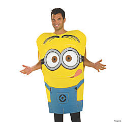 Adult's Minion Dave Costume
