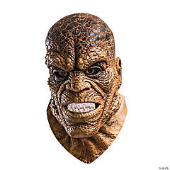 Adult's Suicide Squad™ Overhead Latex Killer Croc Mask