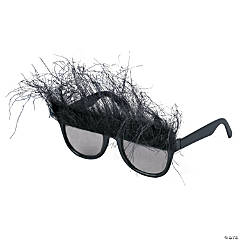 Adult Unibrow Glasses
