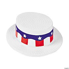 Adult White Skimmer Hats