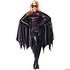 Adult Woman's 1997 Deluxe Batgirl Costume