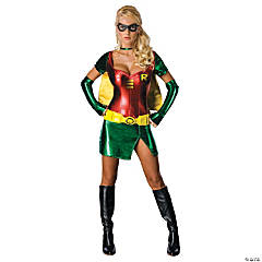 Adult Woman's Sexy Robin Costume