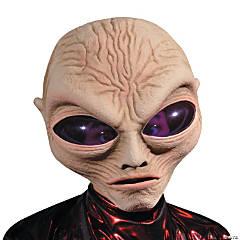 Adult's Alien Grey Mask