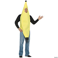 Adult's Banana Costume