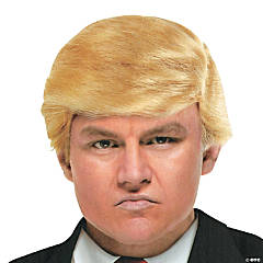 Adult's Billionaire Wig