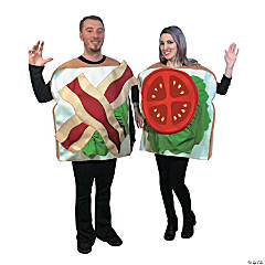 Adult's BLT Couples Costumes