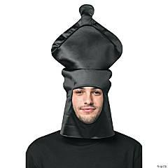 Adult's Chess Bishop Mask