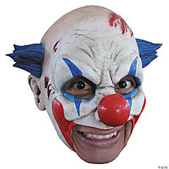 Adult's Chinsy the Clown Mask