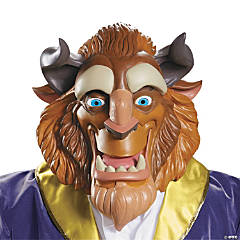 Adult's Deluxe Beast Mask