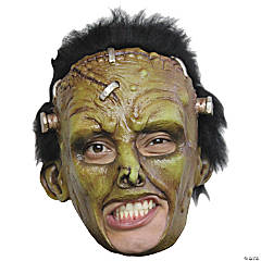 Adult's Deluxe Chinless Frankie Mask