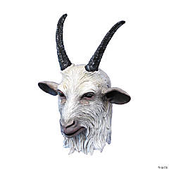 Adult's Deluxe Goat Overhead Mask