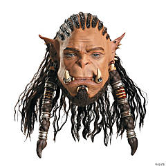 Adult's Deluxe World of Warcraft Durotan Mask