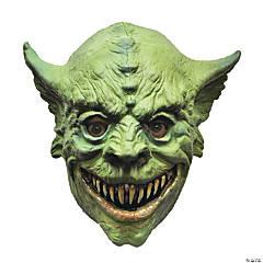 Adult's Demon Mini Monster Mask