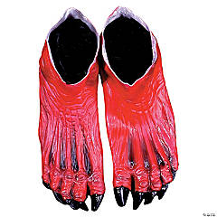 Adult's Devil Feet