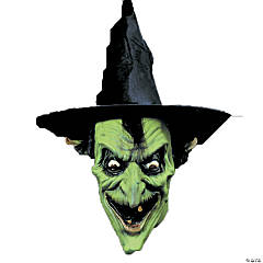 Adult's Halloween Witch Mask