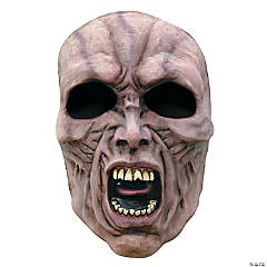 Adult's Halloween WWZ Face Zombie Scream Mask 2