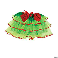 Adult's Holiday Tutu