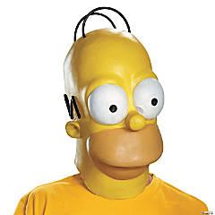 Adult's Homer Mask