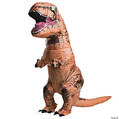 Adult's Inflatable Jurassic World™ T-Rex Costume