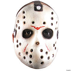 Adult's Jason Mask