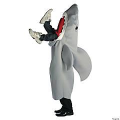 Adult's Man Eating Shark Halloween Costume