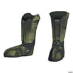 Adult's Master Chief Boot Covers