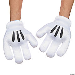 Adult's Mickey Mouse Gloves