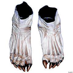 Adult's Monster Feet Flesh