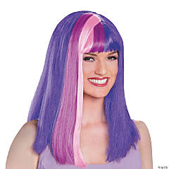 Adult's My Little Pony™ Twilight Sparkle Wig