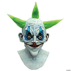 Adult's Old Clown Mask